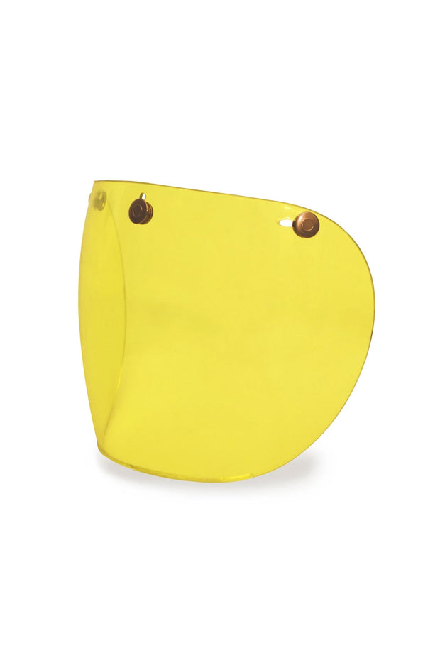 Buy the hedonist shield visor amber online at Moto Est. Australia