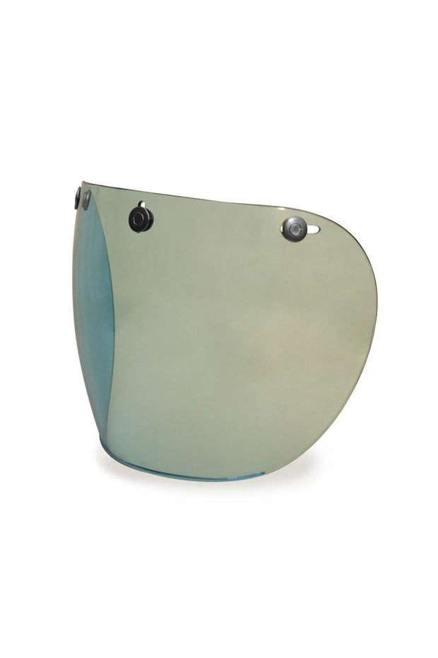 Buy the hedonist shield visor blue online at Moto Est. Australia 3