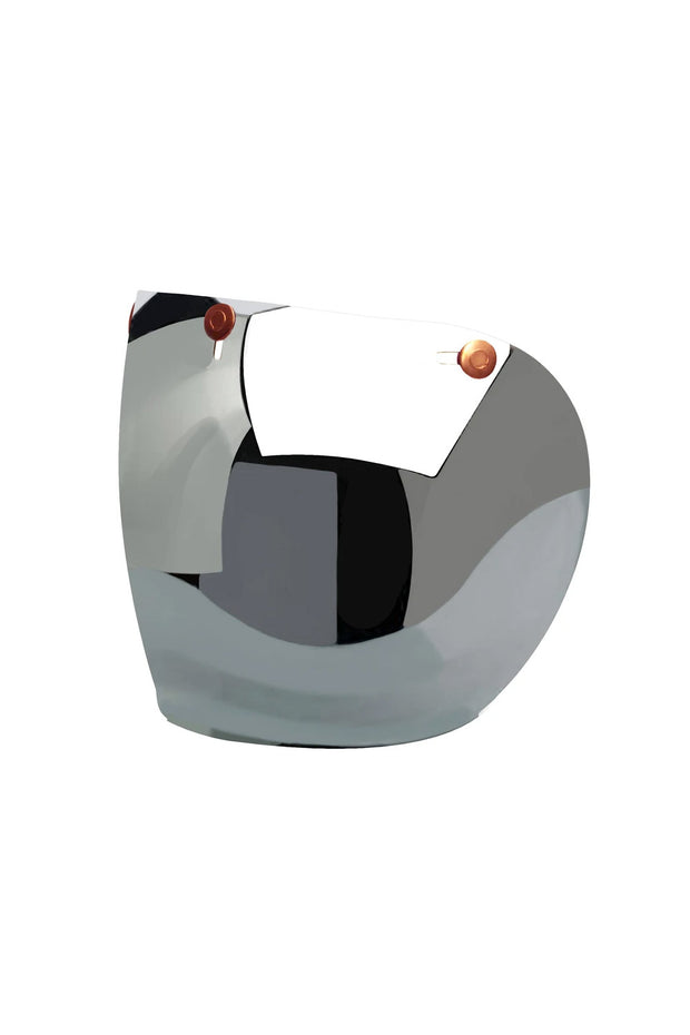 Buy the hedonist shield visor mirror online at Moto Est. Australia
