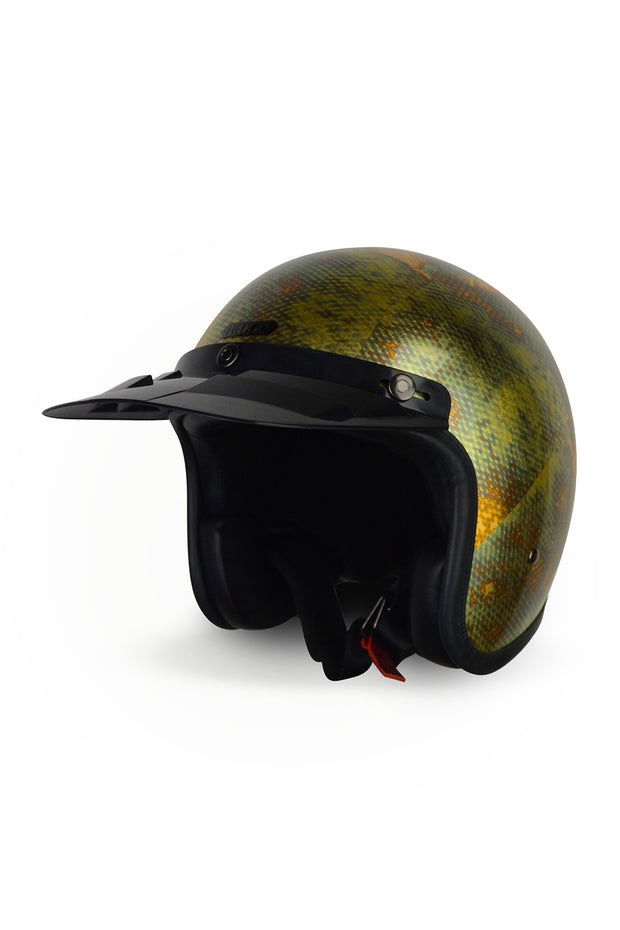 buy hedon motocross black helmet peak online at Moto Est. Melbourne Australia