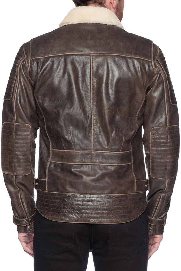 Buy the black arrow night hawk mens leather motorcycle jacket online at Moto Est. Australia