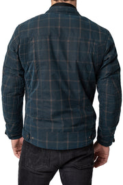 Buy the blackbird knockhill mens waxed cotton motorcycle jacket online at Moto Est. Australia