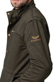 Buy the blackbird sahara mens motorcycle jacket online at Moto Est. Australia 4