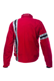 Buy the corazzo mens 6 0 motorcycle jacket red online at Moto Est. Australia