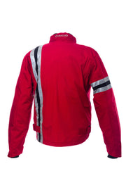 Buy the corazzo mens 6 0 motorcycle jacket red online at Moto Est. Australia 3