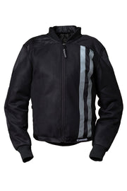 Buy the corazzo ventata mens motorcycle jacket black online at Moto Est. Australia 3