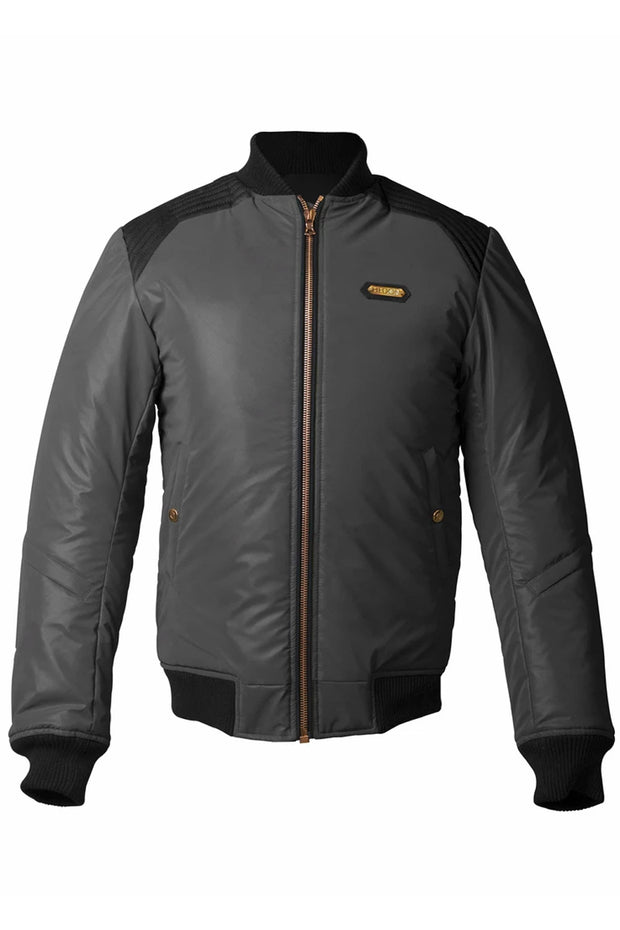 HEDON Mirage Men's Reflective Motorcycle Jacket in Panther online at Moto Est. Australia