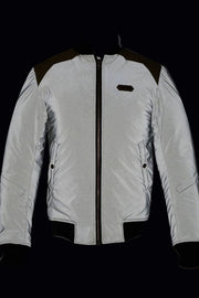 Buy the hedon mirage mens reflective motorcycle jacket stable black online at Moto Est. Australia 5