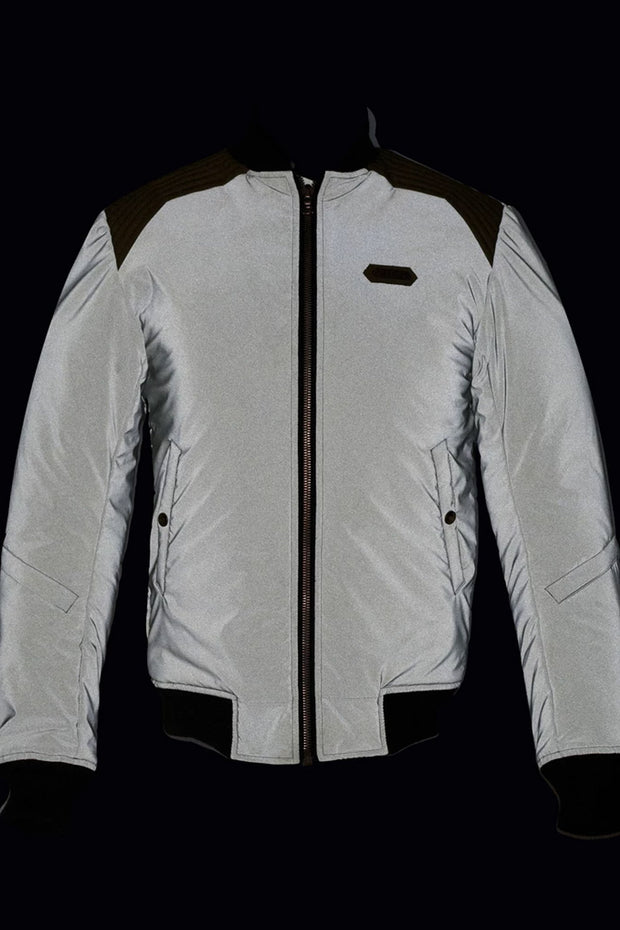 Buy the hedon mirage mens reflective motorcycle jacket panther online at Moto Est. Australia 5