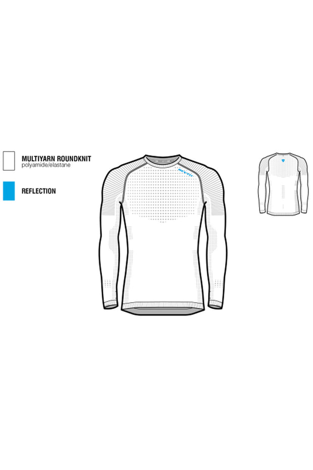 Buy the revit airborne ls shirt online at Moto Est. Australia 3