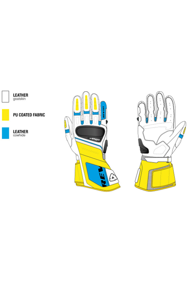 Buy the revit rsr 3 mens gloves online at Moto Est. Australia