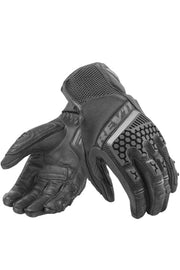 REV'IT! Sand 3 Gloves in Black online at Moto Est. Australia