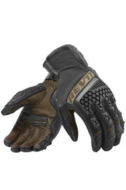 REV'IT! Sand 3 Gloves in Black/Sand online at Moto Est. Australia