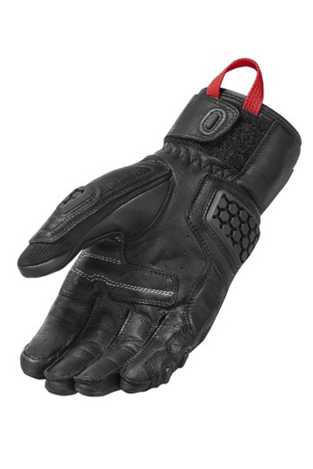 Buy the sand 3 gloves black silver online at Moto Est. Australia