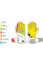 Buy the revit sirius h2o mens gloves online at Moto Est. Australia 3