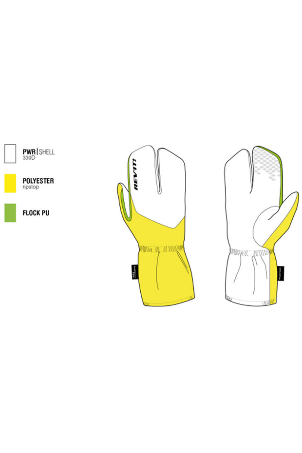 Buy the revit spokane h2o mens gloves online at Moto Est. Australia 3