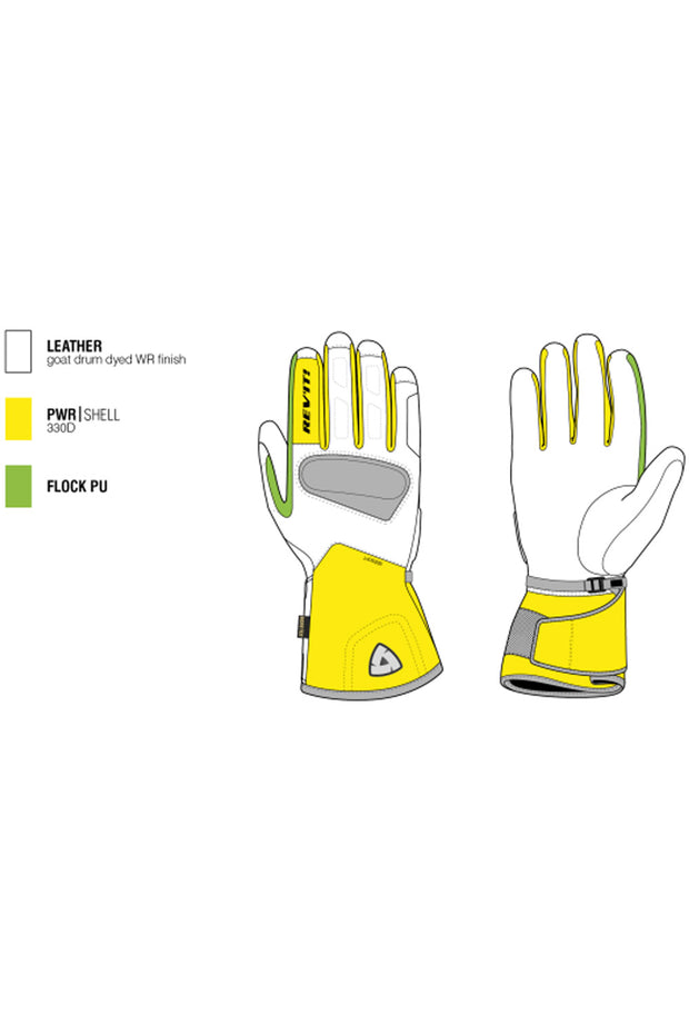 Buy the revit stratos gtx gloves online at Moto Est. Australia 3