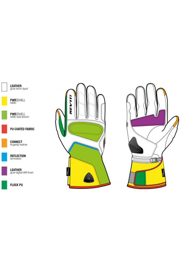 Buy the revit summit 3 h2o mens gloves online at Moto Est. Australia 3