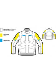 Buy the revit mens neptune 2 gtx motorcycle jacket online at Moto Est. Australia 3