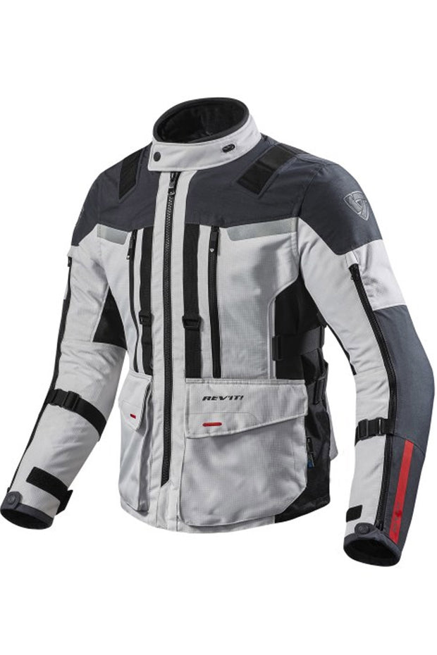 REV'IT! Sand 3 Jacket in Silver online at Moto Est. Australia