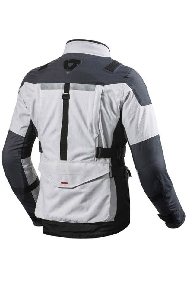 Buy the sand 3 jacket silver online at Moto Est. Australia