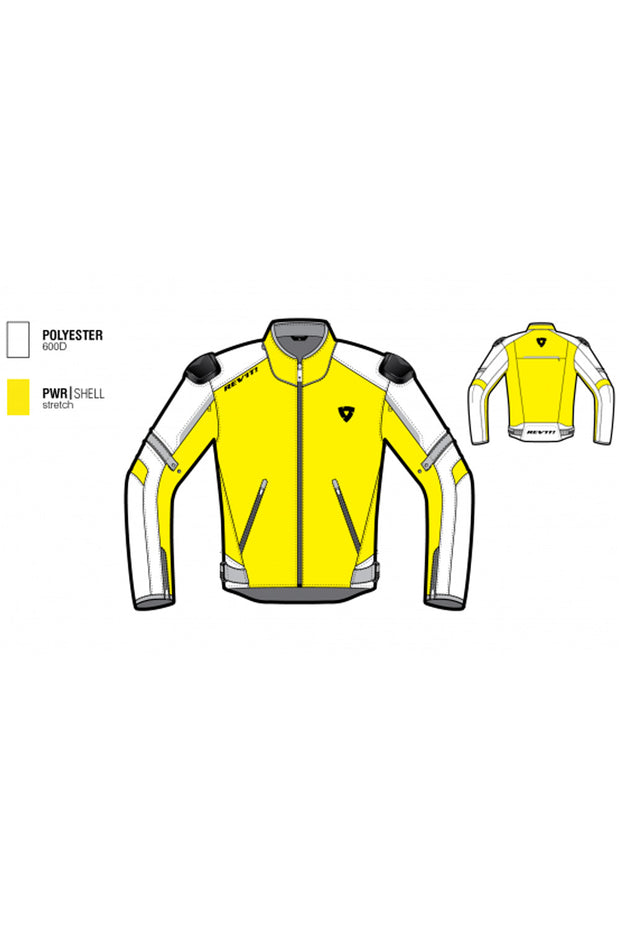 Buy the revit shift h2o mens jacket online at Moto Est. Australia 3