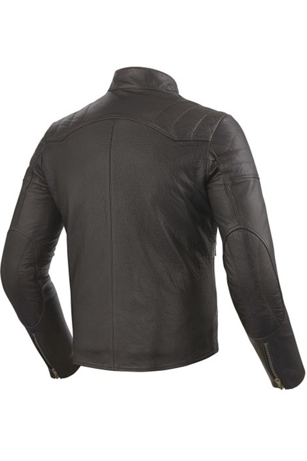 Buy the revit mens vaughn motorcycle jacket brown online at Moto Est. Australia