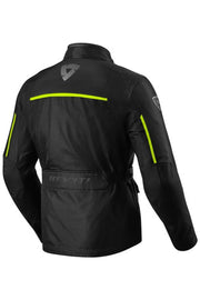 Buy the revit voltiac 2 mens jacket black neon online at Moto Est. Australia
