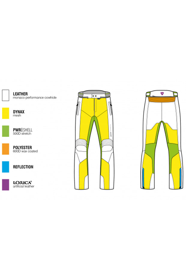 Buy the revit ignition 3 mens leather pants online at Moto Est. Australia 3