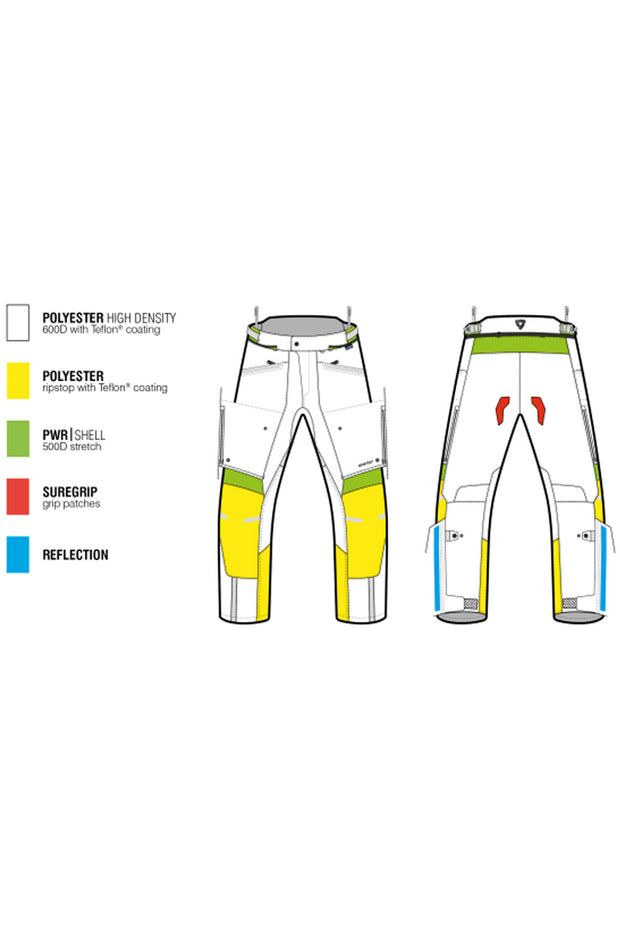 Buy the revit neptune 2 gtx mens pants online at Moto Est. Australia 3