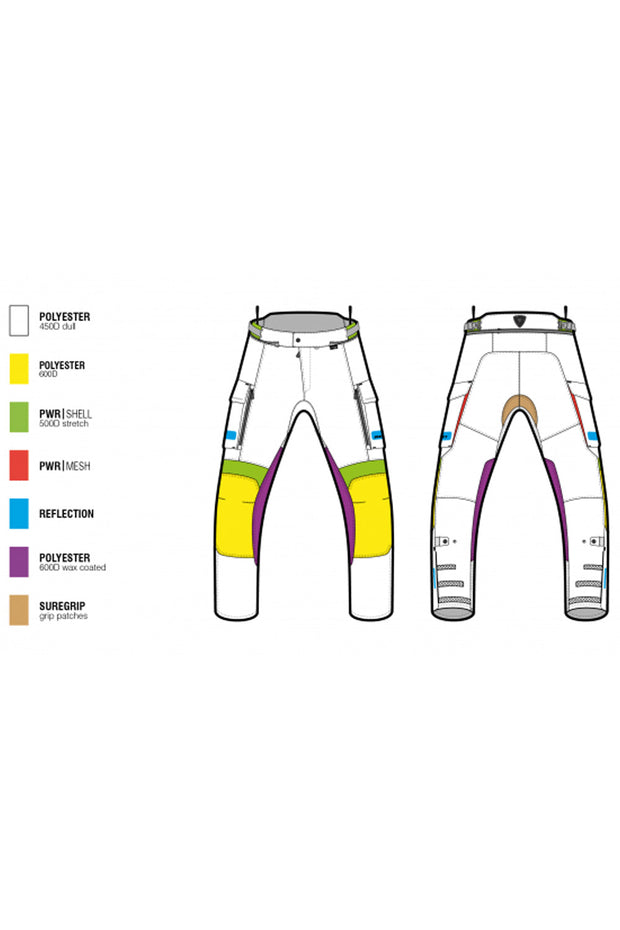 Buy the revit offtrack mens pants online at Moto Est. Australia 3