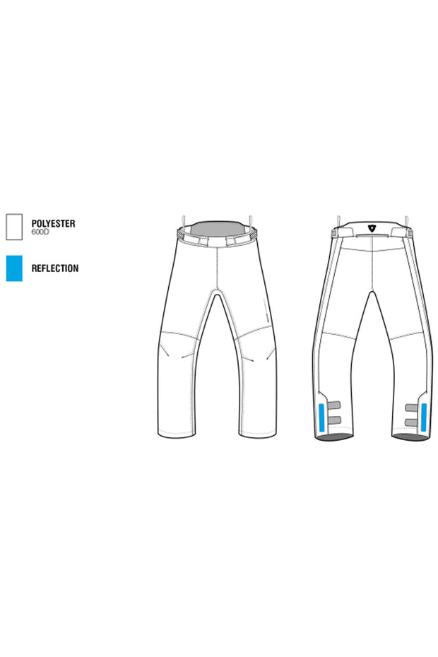 Buy the revit varenne mens overpants online at Moto Est. Australia 3