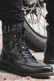 REV'IT!  Mohawk 2 Men's Motorcycle Boots with Water Resistant Coating