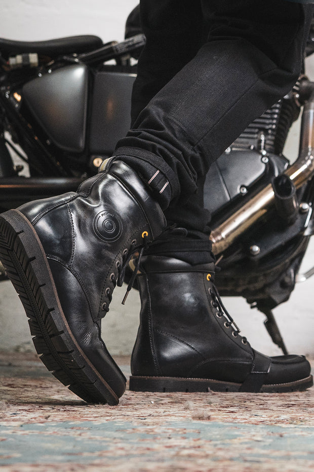REV'IT!  Mohawk 2 Men's Motorcycle Boots with Water Resistant Coating moto est Australia