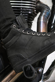 REV'IT!  Emerald Women's Black Motorcycle Boots