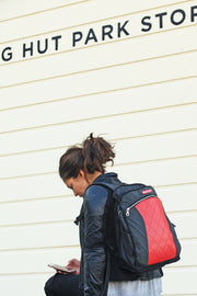 Buy the the lauren bag red online at Moto Est. Australia 7