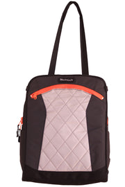 MotoChic Lauren Vegan Sport Women's Motorcycle Bag in Orange online at Moto Est. Australia