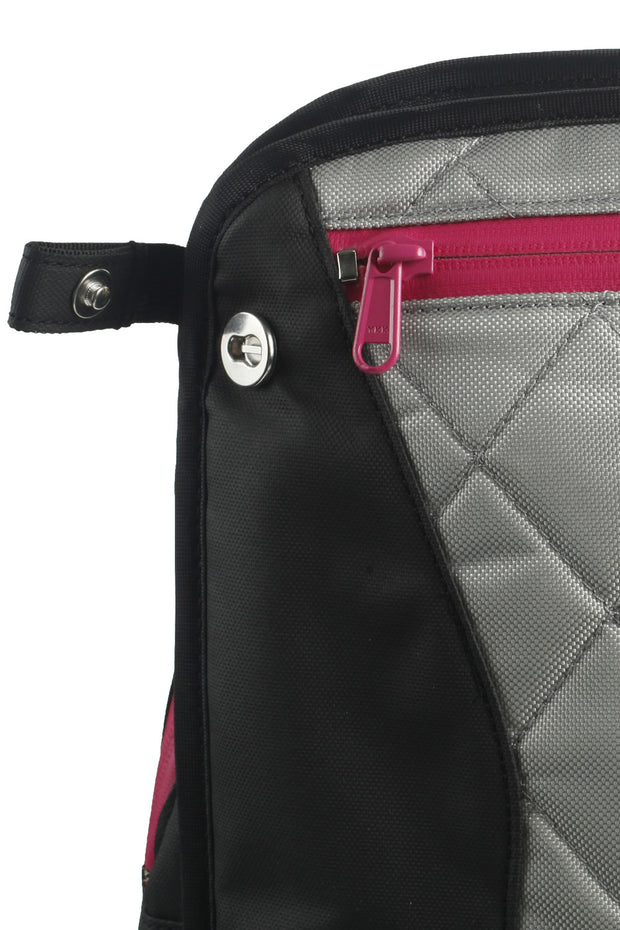 Buy the lauren vegan sport womens motorcycle bag pink online at Moto Est. Australia 7