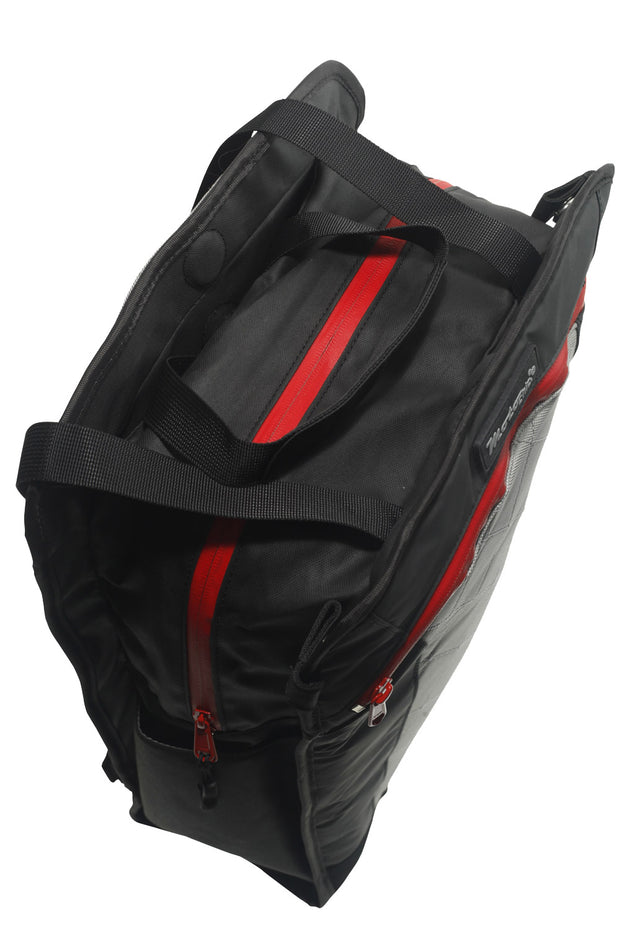 Buy the lauren vegan sport womens motorcycle bag red online at Moto Est. Australia 6