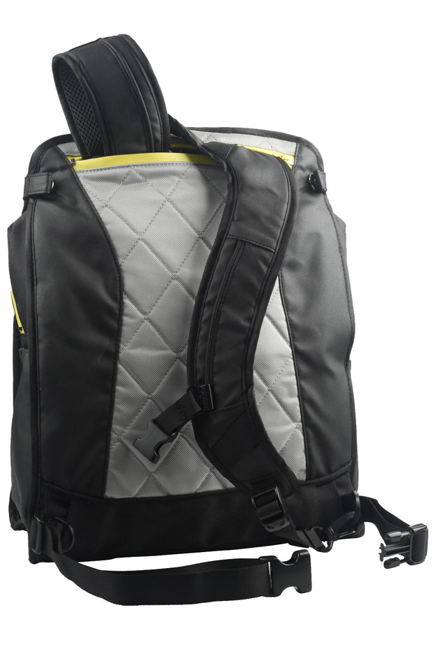 Buy the lauren vegan sport womens motorcycle bag yellow online at Moto Est. Australia