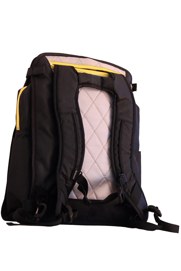 Buy the lauren vegan sport womens motorcycle bag yellow online at Moto Est. Australia 4