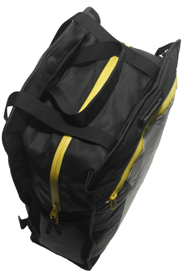 Buy the lauren vegan sport womens motorcycle bag yellow online at Moto Est. Australia 6