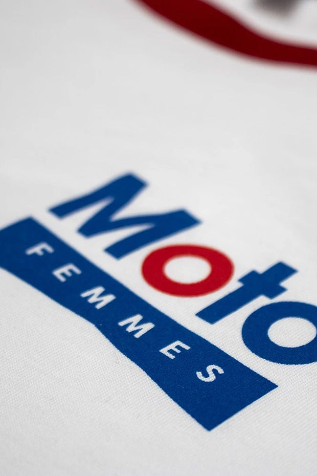 Buy the moto femmes gasoline tee online at Moto Est. Australia