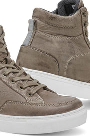 Buy the emerald boots taupe online at Moto Est. Australia