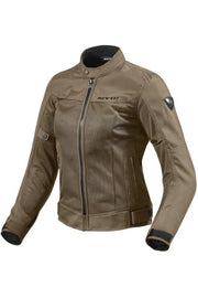 REV'IT! Eclipse Women's Motorcycle Jacket in Brown online at Moto Est. Australia