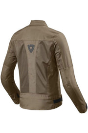 Buy the eclipse jacket brown online at Moto Est. Australia
