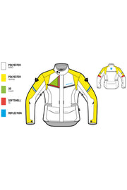 Buy the revit outback 3 ladies jacket online at Moto Est. Australia 3