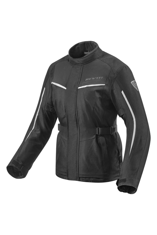 REV'IT! Voltiac 2 Ladies Motorcycle Jacket in Black online at Moto Est. Australia