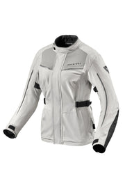 REV'IT! Voltiac 2 Ladies Motorcycle Jacket in Silver online at Moto Est. Australia