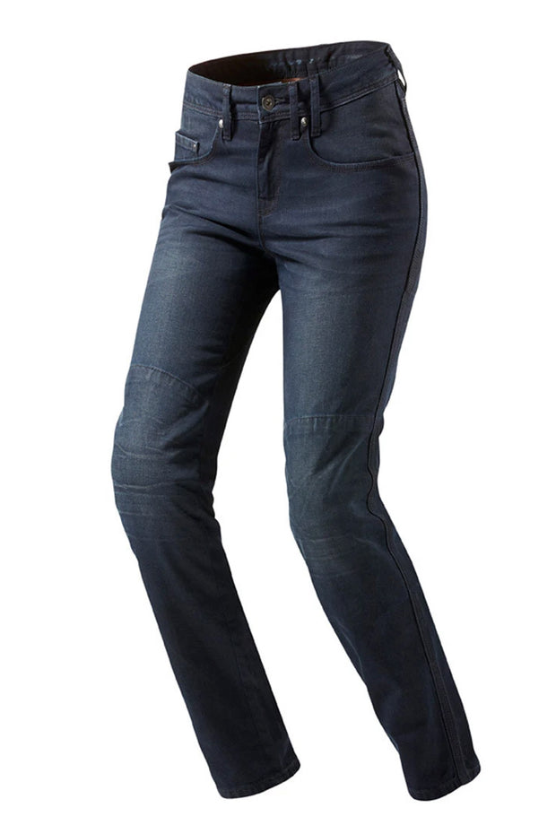 REV'IT! Broadway Straight Fit Women's Motorcycle Jeans online at Moto Est. Australia